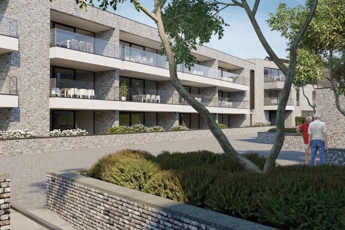 Residentie Vonderpark Fase 3, Zutendaal
