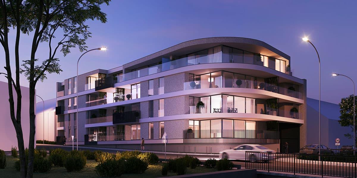 Nieuwbouw appartementen Bremco Projects