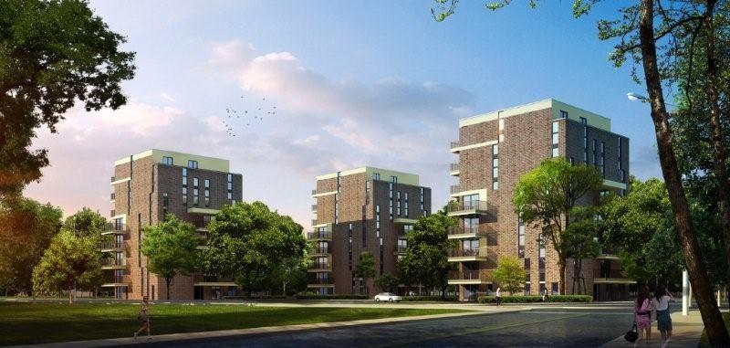 Residentie Parkappartementen, Hasselt
